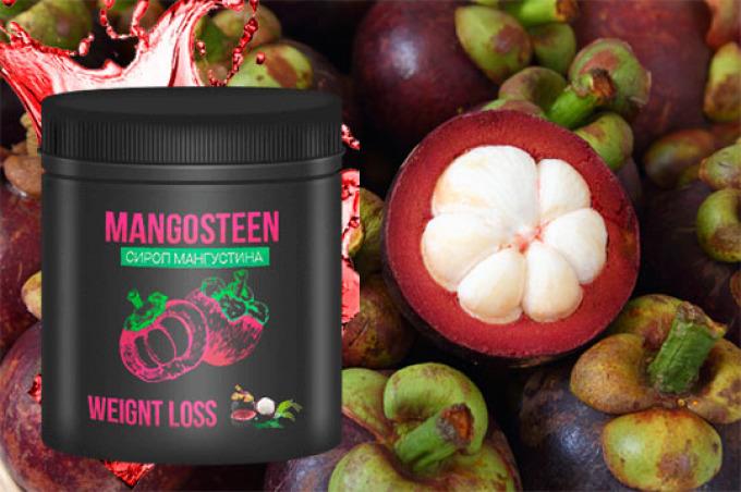 Продукт для похудения мангустин