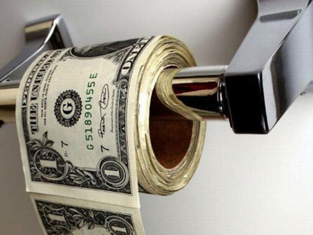 Инструкция по использованию туалетной бумаги-прикол.