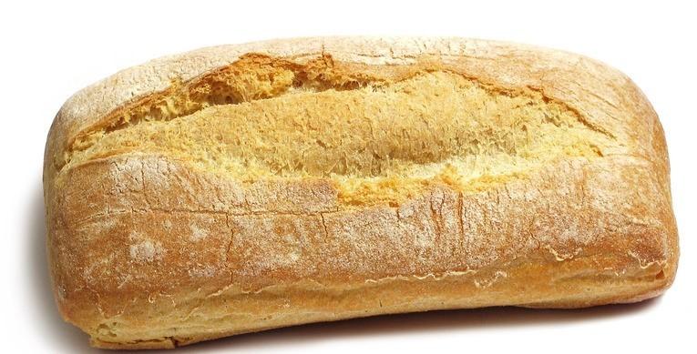 Рисовый хлеб без глютена