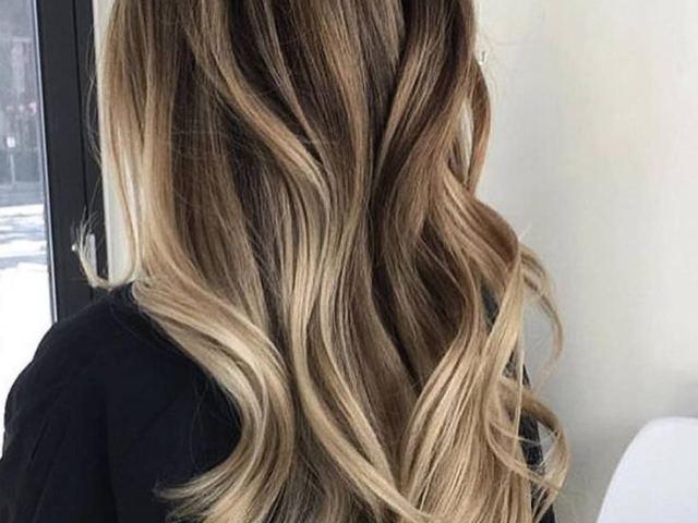 Как дома покрасить волосы балаяж дома