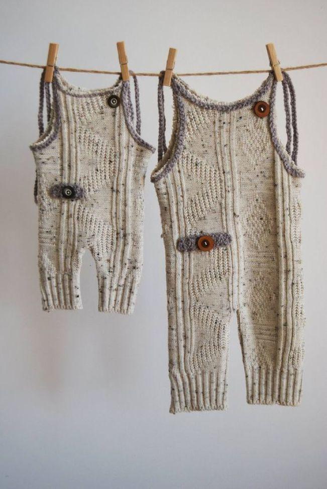 Переделка из одежды родителей малышу комбинезон