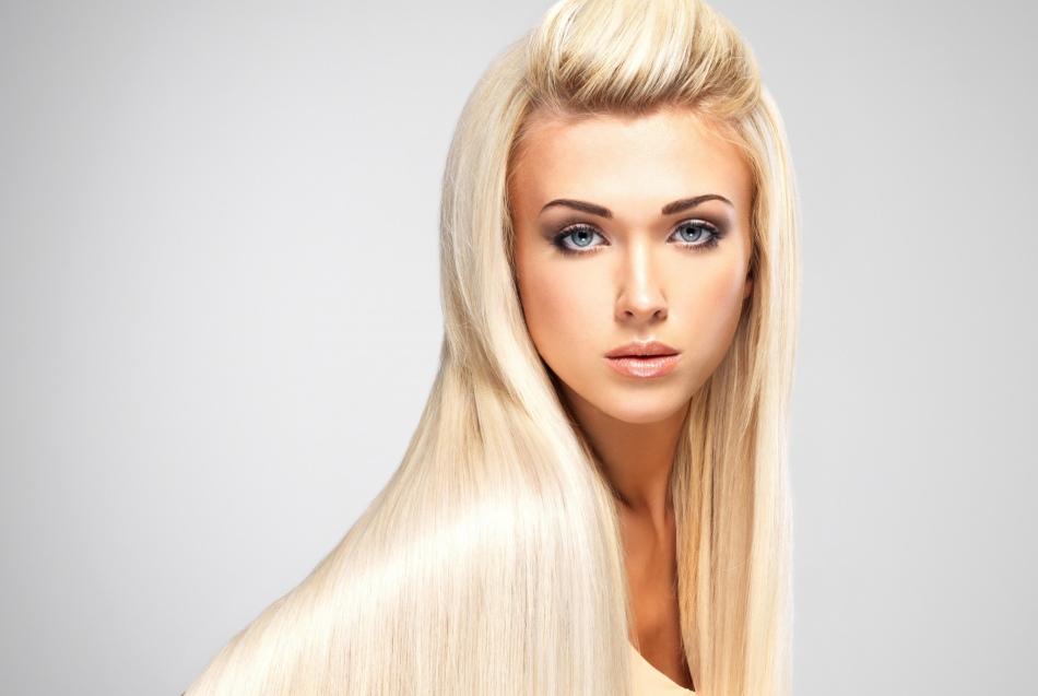 Сексуальная блондинка ава