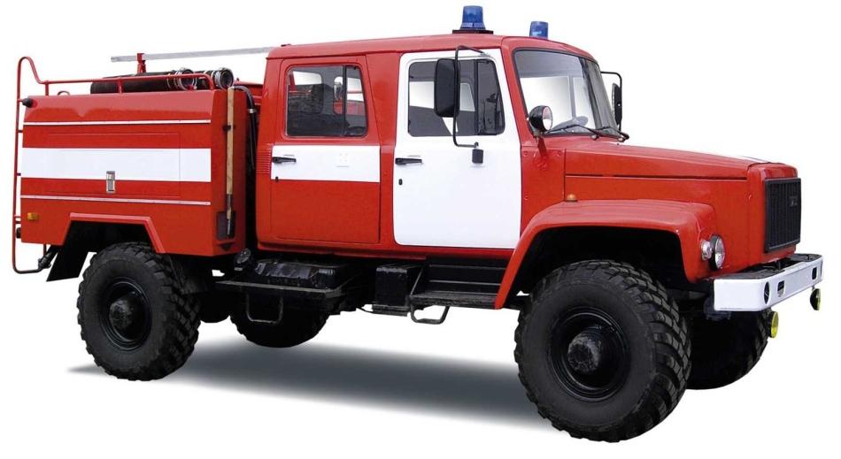 Пожарная машина во сне - к новым крупным проектам в жизни