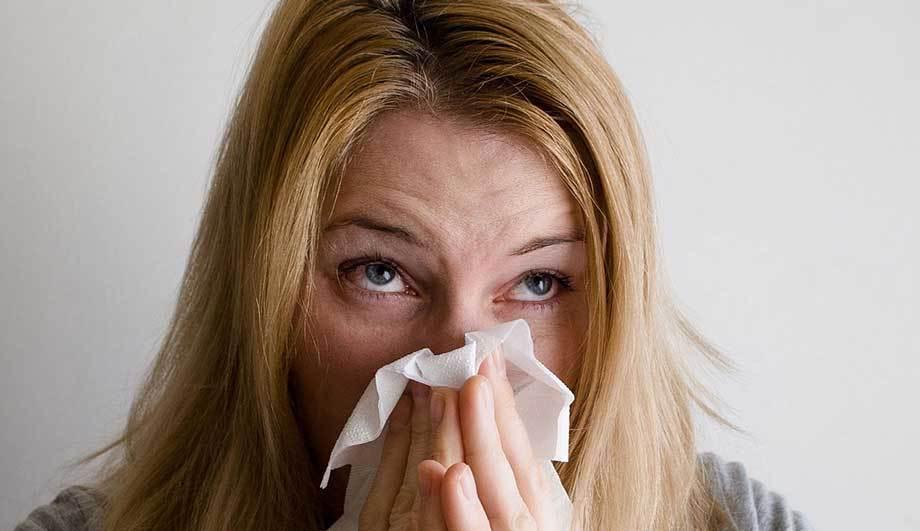 Как снять с помощью ринзы симптоматику простуды?