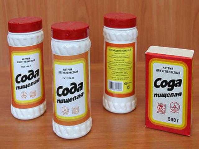 Лечение печени пищевой содой: рецепты применения. Чистка печени ...