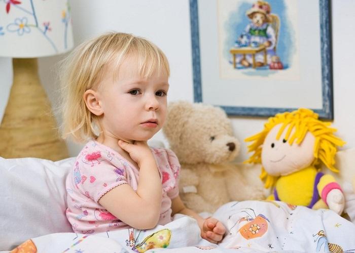 Не пускайте на самотек ощущение кома в горле у ребенка