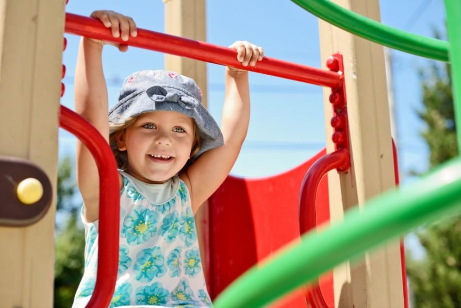 Активные игры для малыша 3-х лет