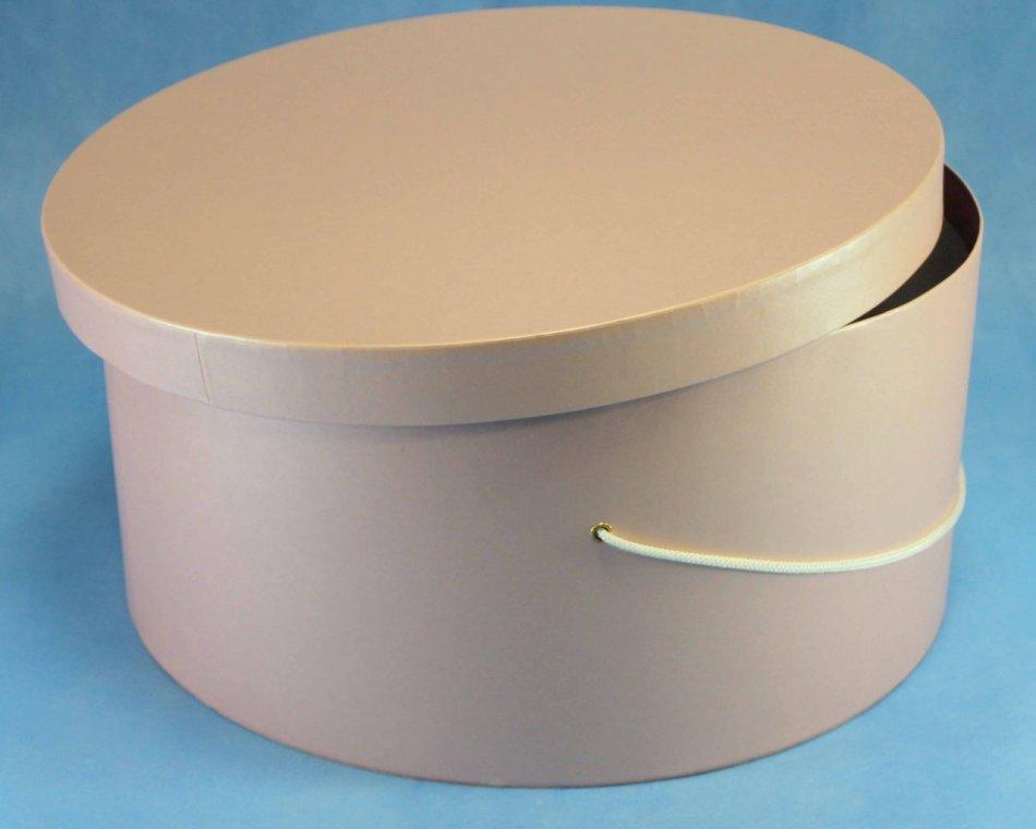 Круглая коробка своими руками схема фото 684