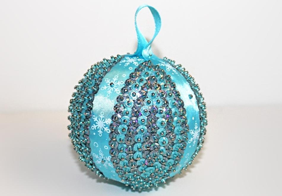 оригинале, бесстрашный елочные шары из бусин своими руками фото водяного знака часто