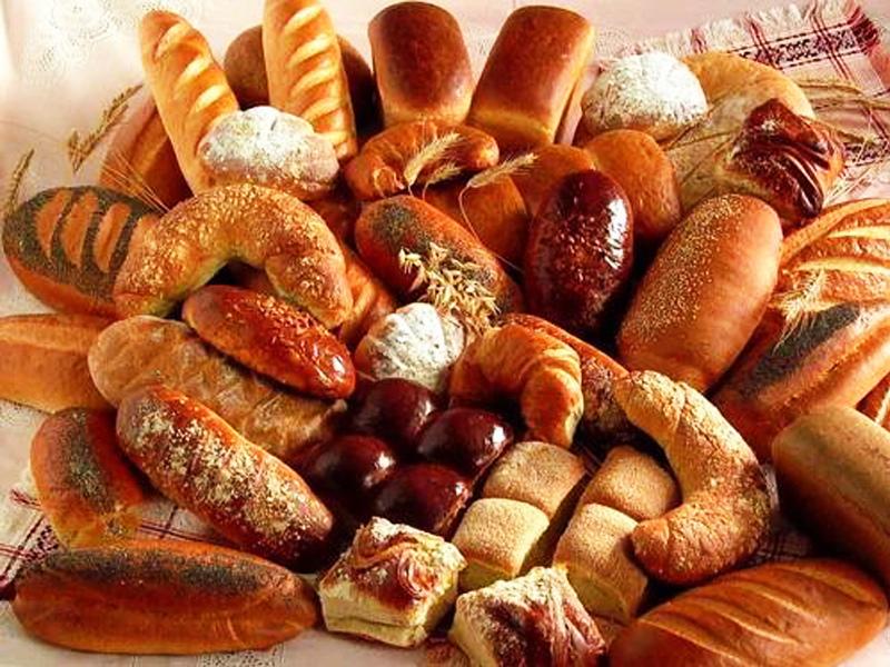 Хлеб - калорийная пища