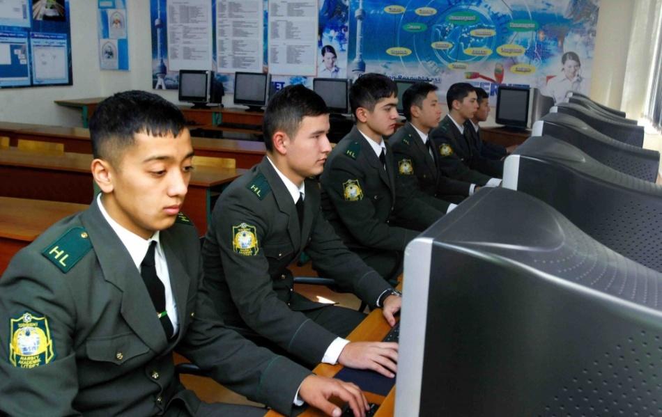 Обучение военных