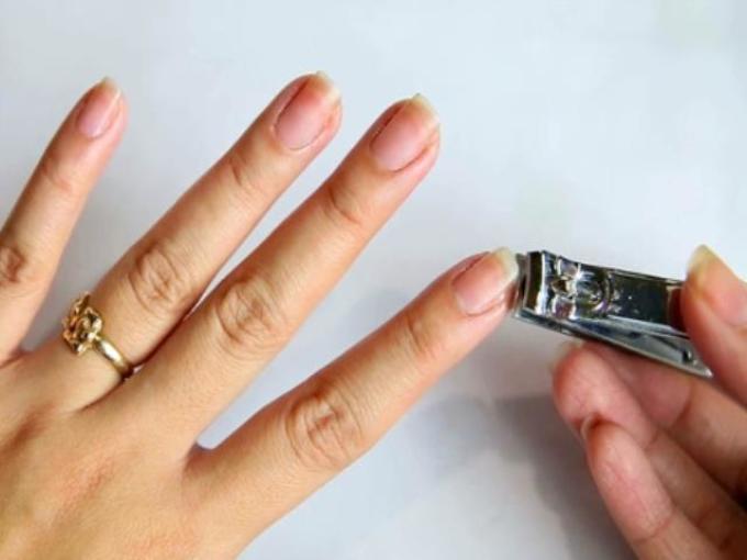 Срезание ногтей по дням