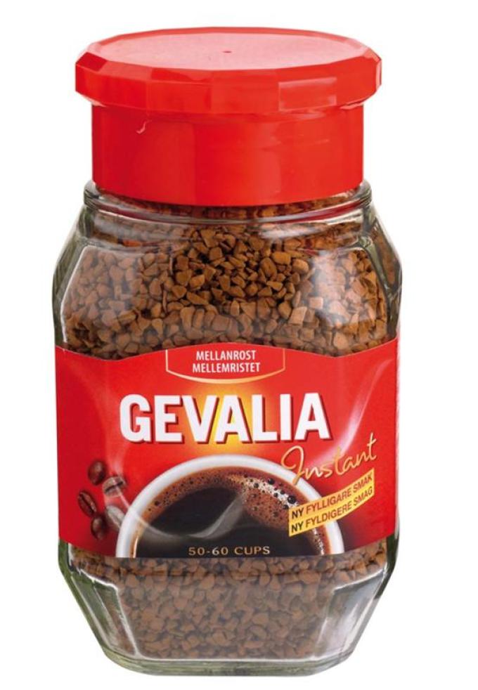 Рейтинг растворимого кофе: № 5 gevalia