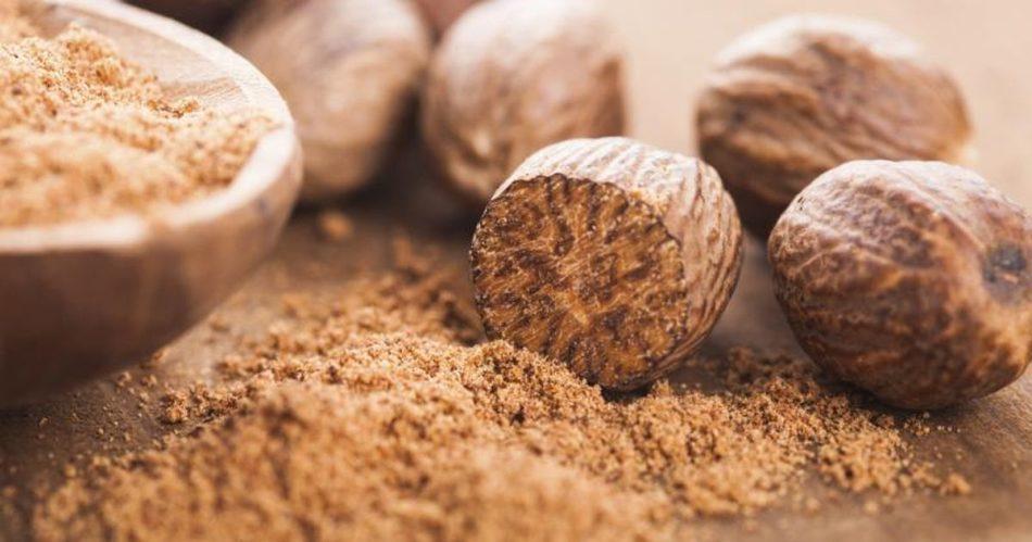 Мускатный орех сделает вкус алкогольного глинтвейна незабываемым