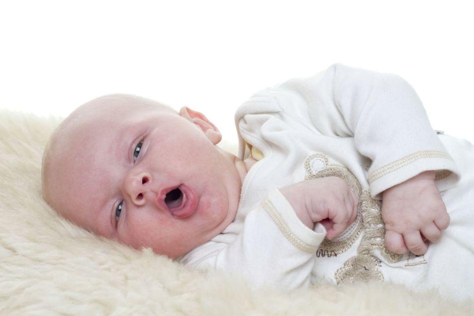 Больше всего родителей пугают приступы кашля, которые происходят у ребенка во сне.
