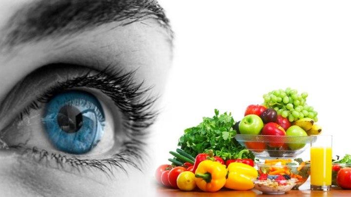 Питание при глаукоме глаз