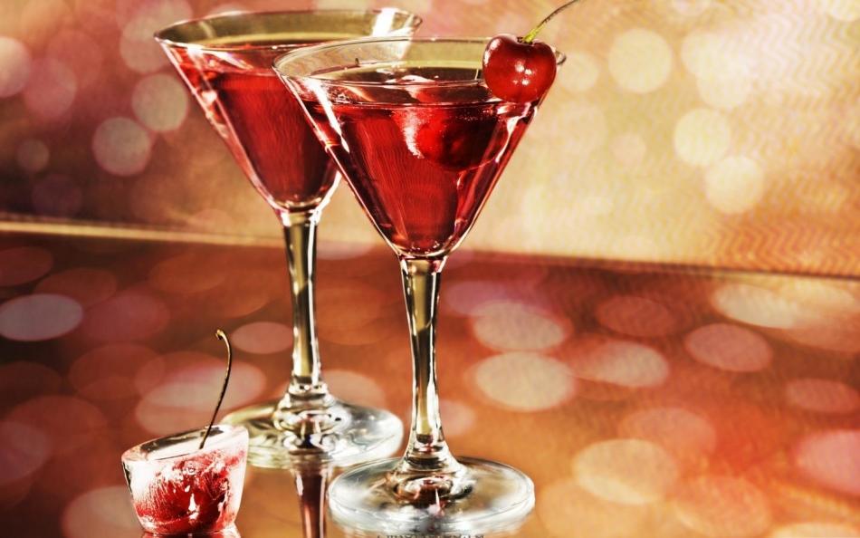 Красное мартини