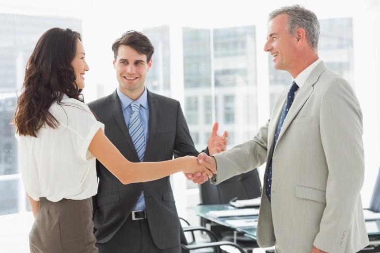 Как знакомиться на деловых