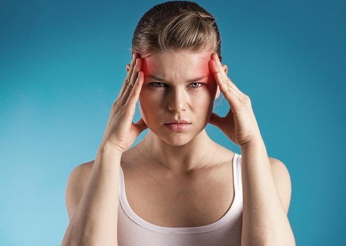 Частые и длительные головные боли указывают на хроническое отравление ртутью