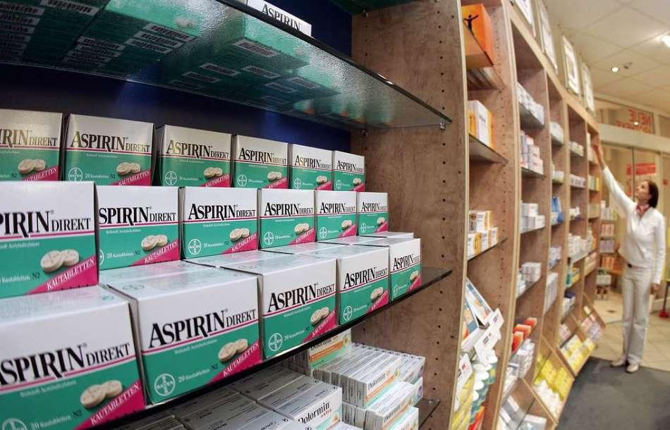 Аспирин после 50