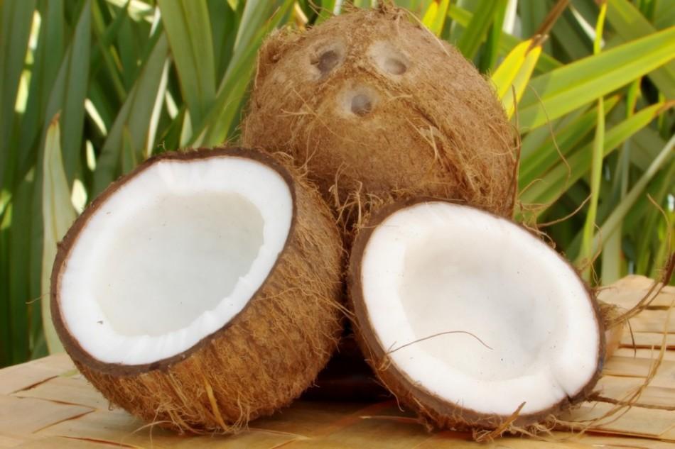 В азии на кокосовом масле готовят испокон веков.