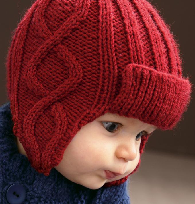 как связать шапку с ушами схемы шапок с ушками кошки совы и