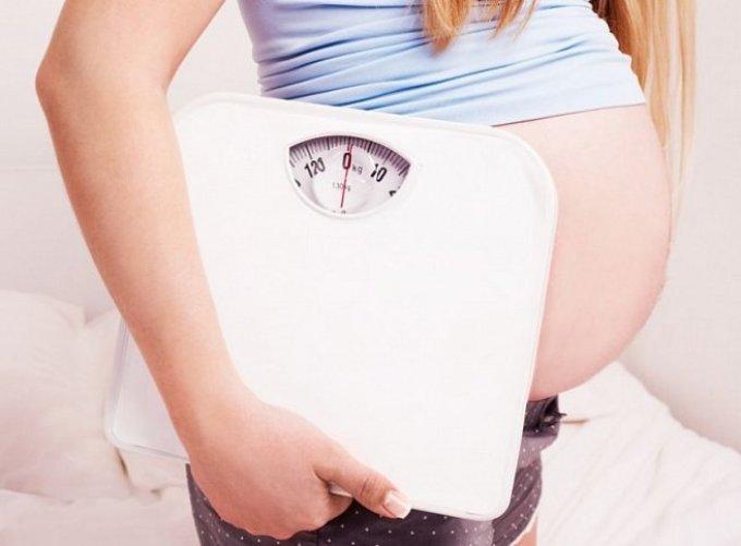 Контроль набора веса при маловодии