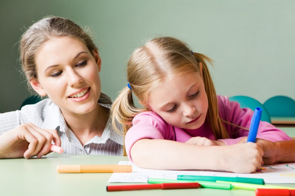 Учимся вместе с мамой грамотно писать диктанты