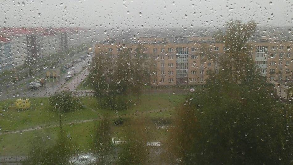 Приснился за окном дождь