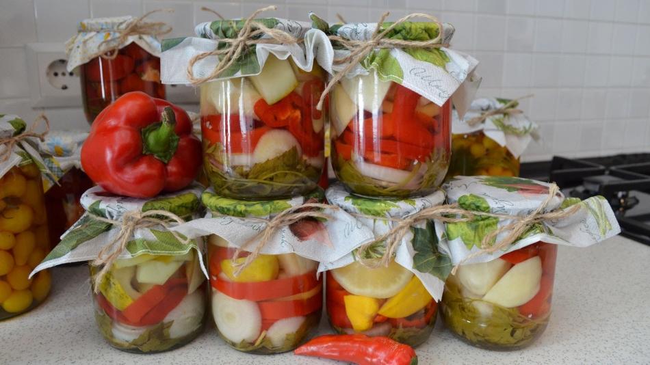 Пикули — яркая и вкусная заготовка