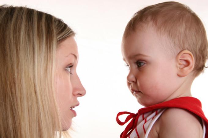 Ребёнок не говорит в 2 года, только мычит, но все понимает
