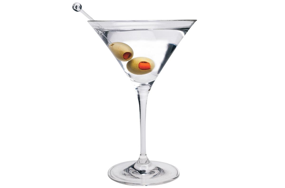 Коктейль - мартини с водкой