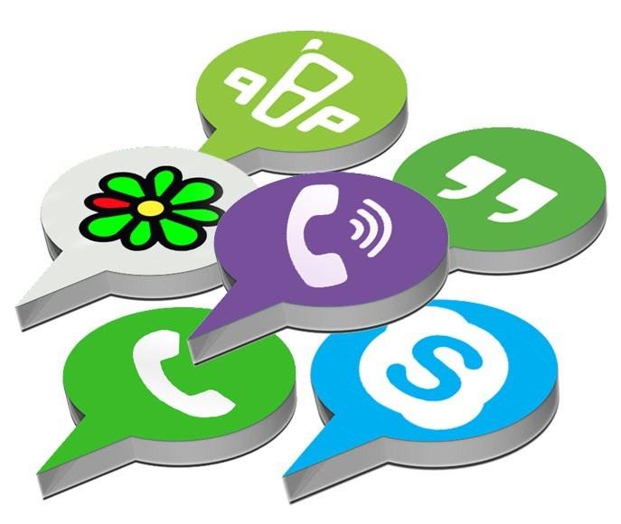 Поиск семейного статуса человека через коммуникативные программы