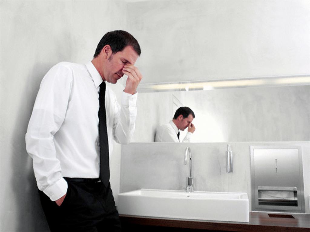 Депрессивное состояния из-за нехватки эстрадиола