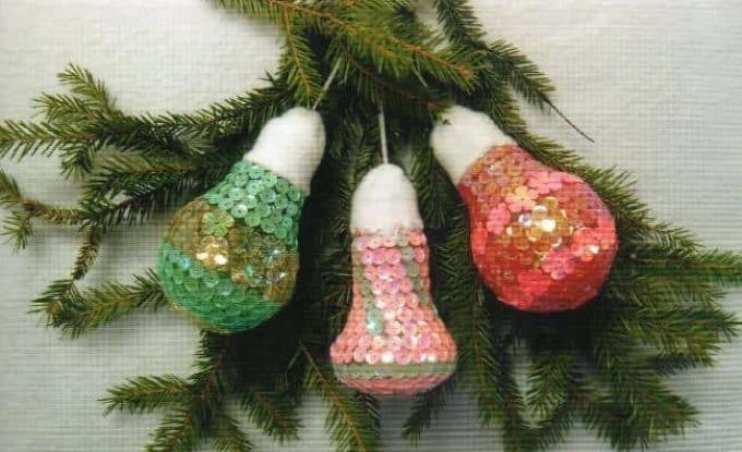 5065b6d6bf476814f7554f2ea2177c1c Новогодние елочные игрушки своими руками