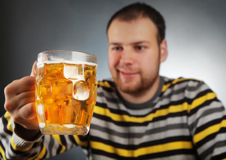 Что лучше выпить пиво или водку