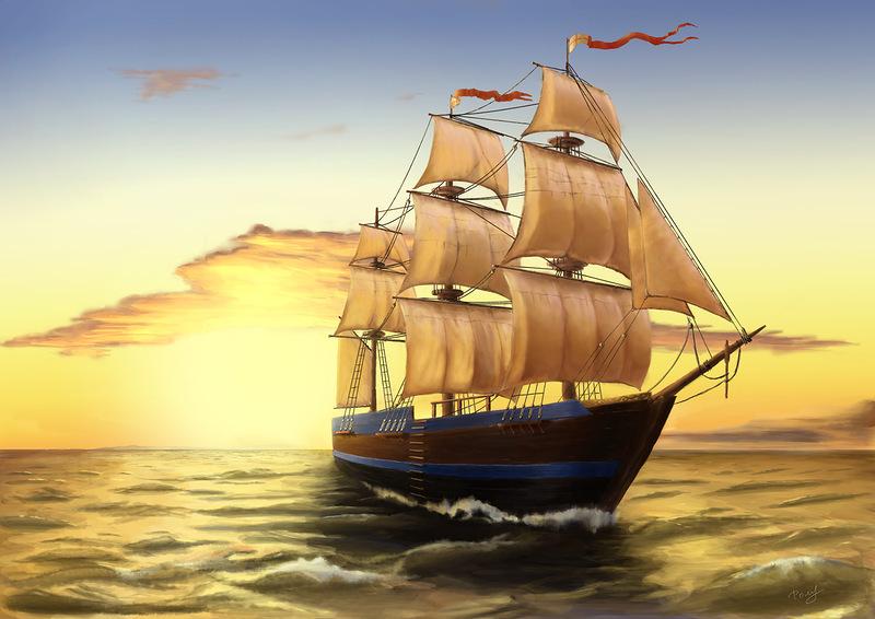Корабль снится к путешествию или новым поворотам в жизни