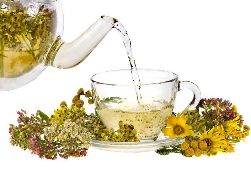 Травяные чаи помогут избавиться от пивной зависимости
