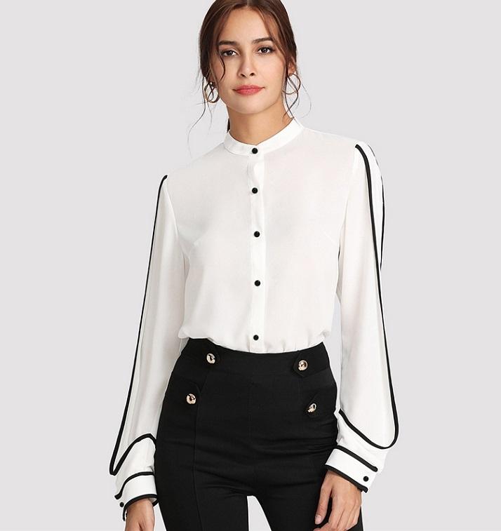 18652a37dd72 Тут Вы сможете купить себе самые модные, стильные и красивые блузки по  доступным ценам.