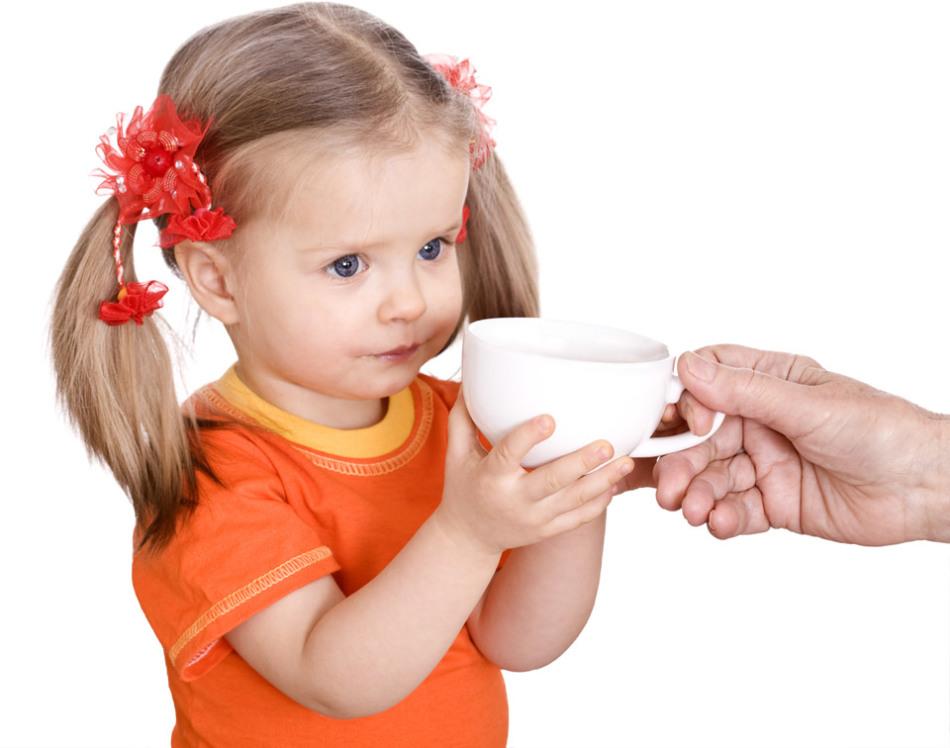 Каркаде полезен даже детям