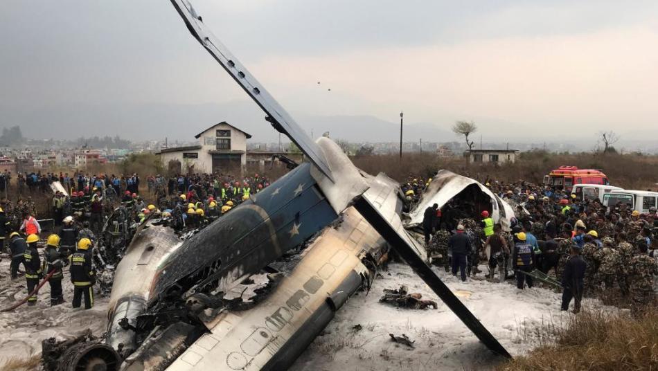 Обломки разбившегося самолета во сне - предупреждение