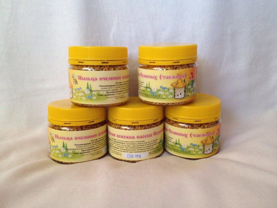 Пчелиную пыльцу применяют для профилактики и лечения многих болезней.