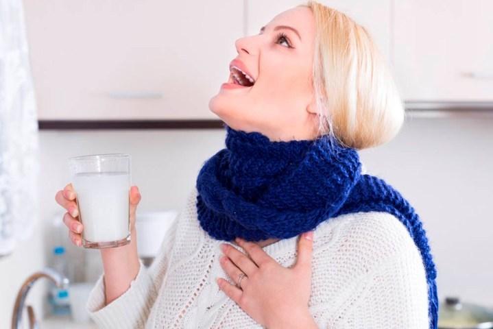Содово-солевой раствор в домашних условиях для полоскания горла