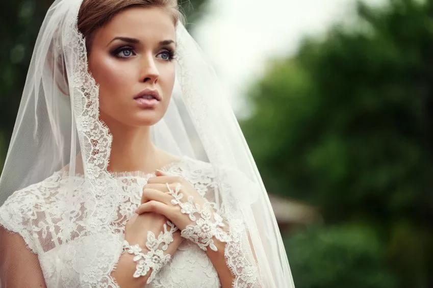 Фата и невеста
