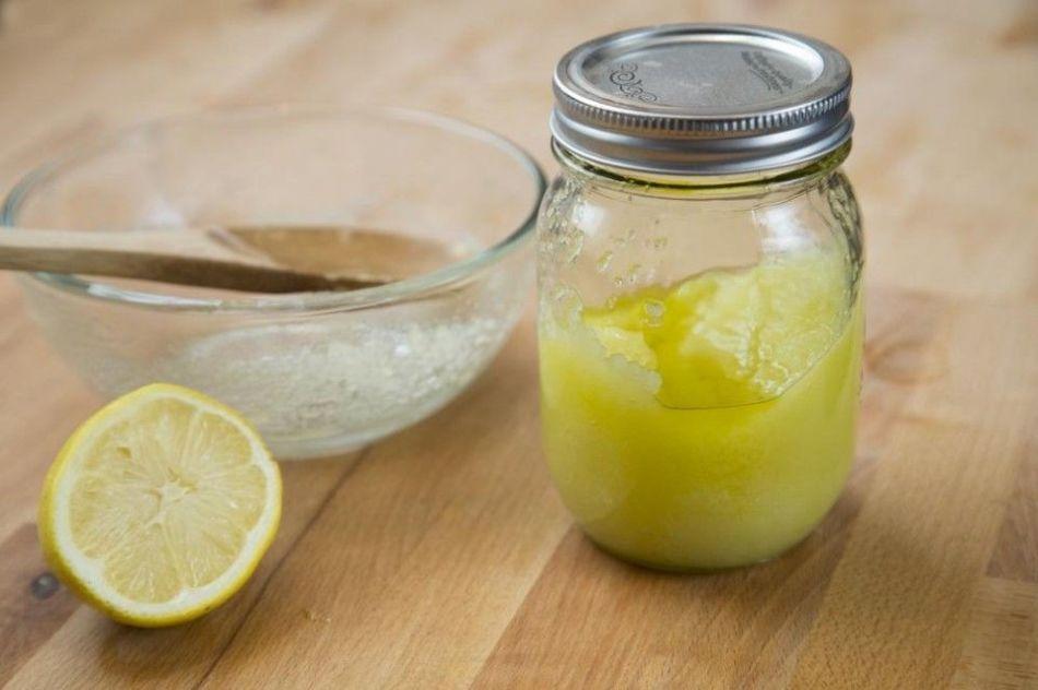Лимон, цедра, лимонная кислота в порошке, - для пилинга подходит все