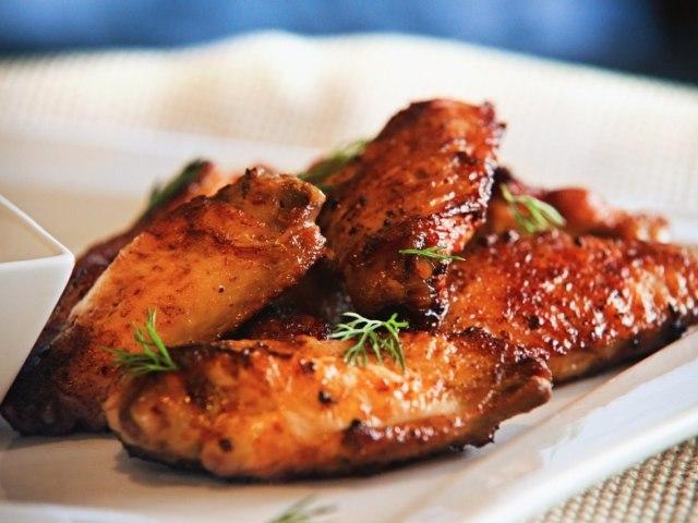 маринад для крылышек в духовке вкусный