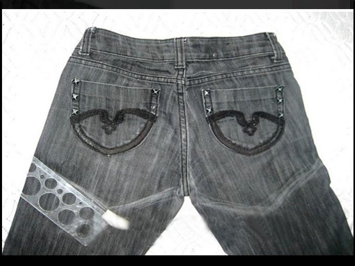 575d112e2a761f708954e648628e130f Яркий рюкзак из старых джинсов