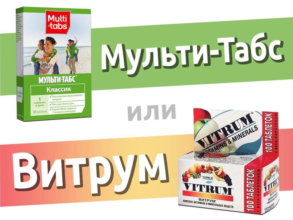 Общеукрепляющие витамины