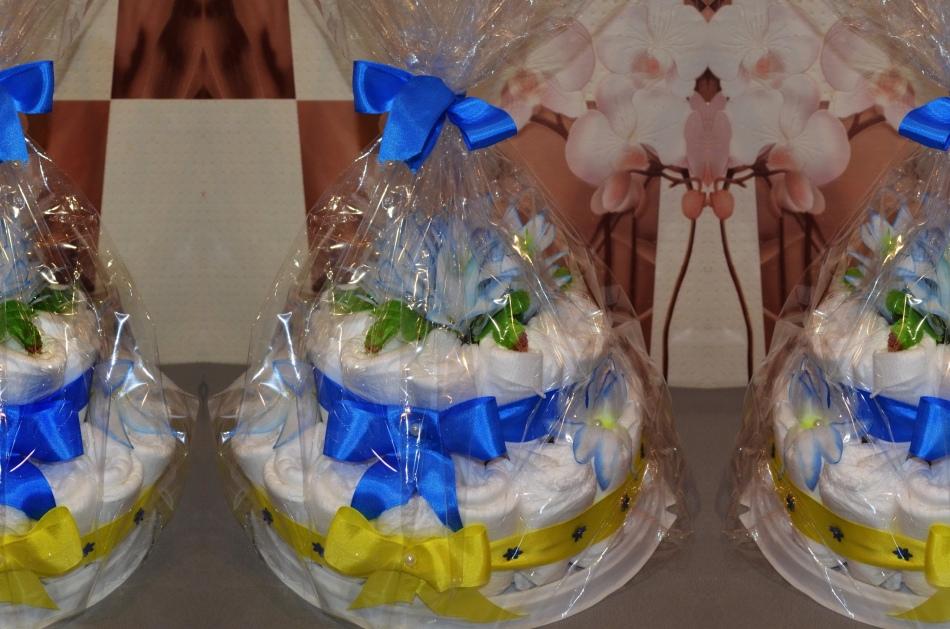 tak-viglyadyat-torti-upakovannie-polnostyu Уникальный торт из памперсов
