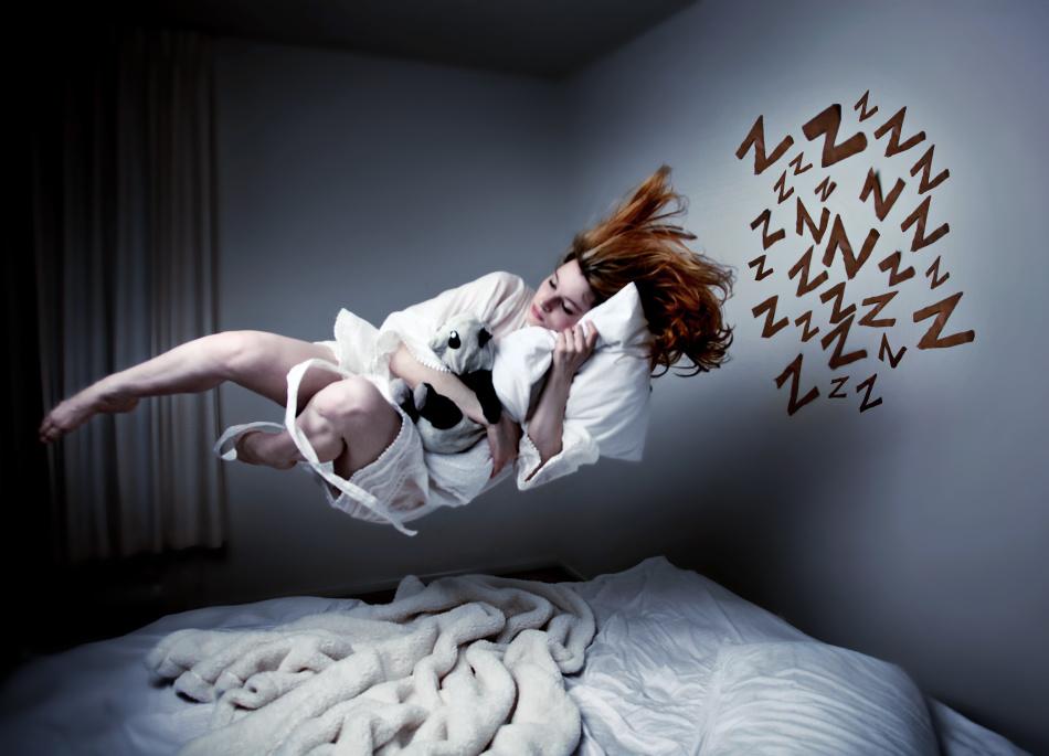 Интересные факты о снах: в течение 10 минут с момента пробуждения мы забываем 90% всего, что нам приснилось